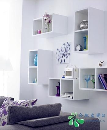 提升家居视觉美感 10款个性墙面隔板造型给你好看