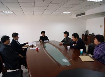 中房协莅临安徽省房协检查指导信用评估工作