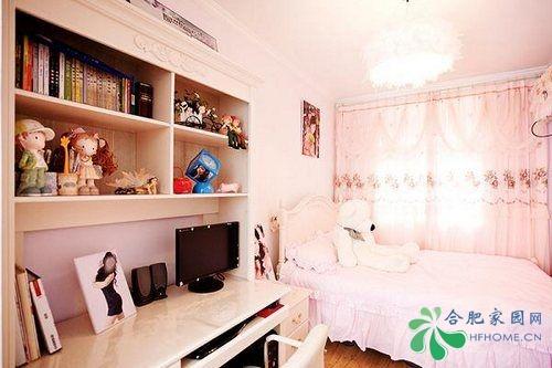 小平米儿童卧室